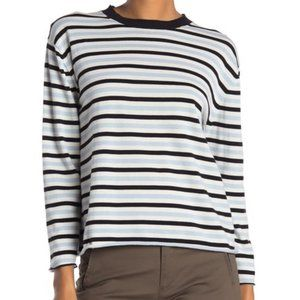 ATM Striped Sweater NWT $295 R1162
